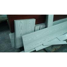 Panel de panal de aluminio de grano de madera para muro cortina