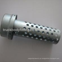 Dispositivo anti-sifão padrão seguro para tanques 126001