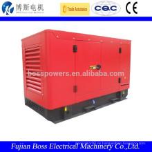 28KW 440V Weifang Звукоизоляционный генератор трехфазный 60hz