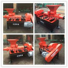 Machine de fabrication de poudre de charbon de bois