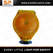 Solar LED Traffic Warning Lamp (AB-SU310D)
