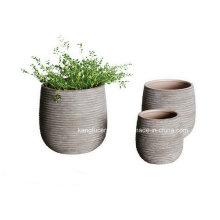 Venta al por mayor Florero de cerámica de la decoración
