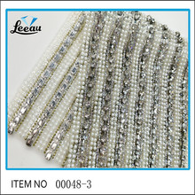 Iron Crystal Trim Rhinestone Chain Sheet