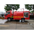 DFAC 2000 Liters Mini Fire Vehicles