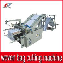 Machine de coupe pour la coupe de plastique PP Enroulé en tranches Chine Fournisseur
