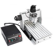 Mini máquina de talla de madera del router del CNC de 3 ejes