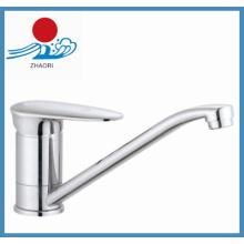 Torneira de água misturador de cozinha com único punho (ZR21505-A)
