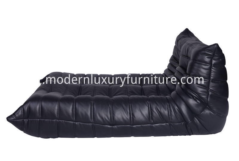 Togo_Lage_Settee_Living_Room_Sofa_in_Black_Leather_2