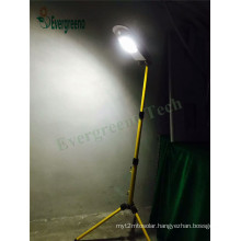 Mini Solar Street Light on Wall