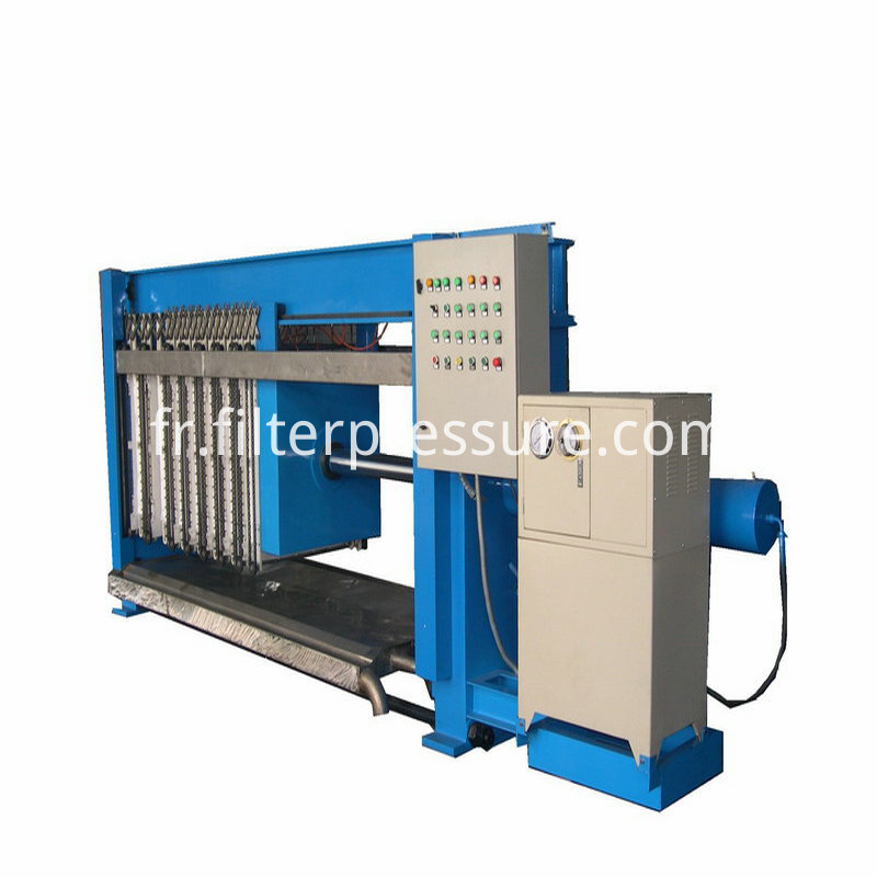 Sewage Cast Iron Filter Press 2