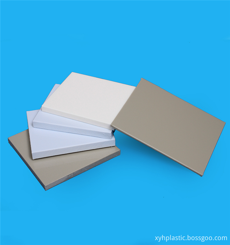 White ABS Sheet