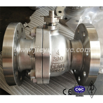 CF8m Stainless Steel Good Quantity Ball Valve