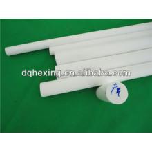 Geformte 6mm-330mm technische Industrie weiß / schwarz Qualitätssicherung und preiswerter Turcite-B PTFE / F4 / Teflon Rod / bar / rund