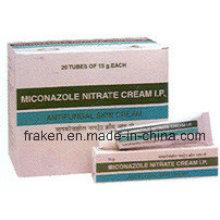 GMP-zertifizierte Verbindung Miconazol-Nitrat-Salbe / Verbindung Miconazol-Nitrat-Creme