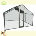 Stor Metal Chicken Kennel