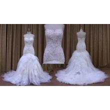 Bridemaid des robes de mariage de plage