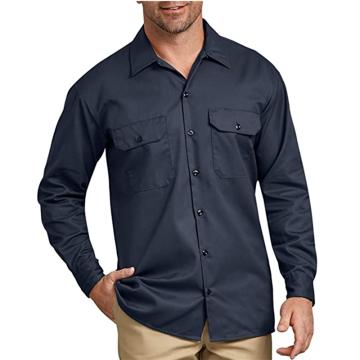 Men's Long-Sleeve Work Shirt