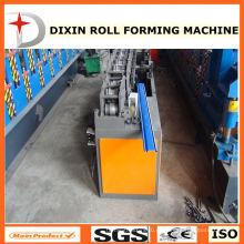 Máquina de porta de obturador de rolo de perfil de aço