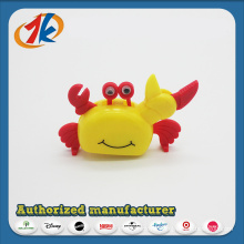 Plastic Wind up Crab Toy