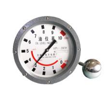 Indicador de nível de óleo; Medidor de nível de óleo para transformador