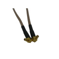 MMCX right angle coaxial cable assembly