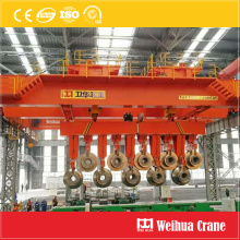Straightener Roller Overhead Crane