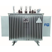 Low Loss Amorphous Metal Cores Distribution Transformers