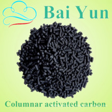 Уголь-на основе столбчатых активированного угля воды