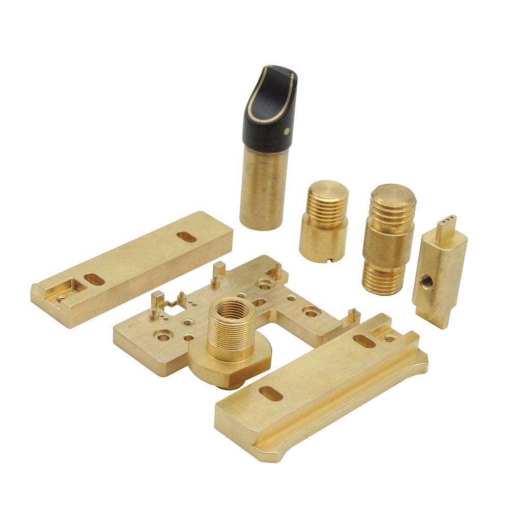Brass Automobile Parts 2 Jpg