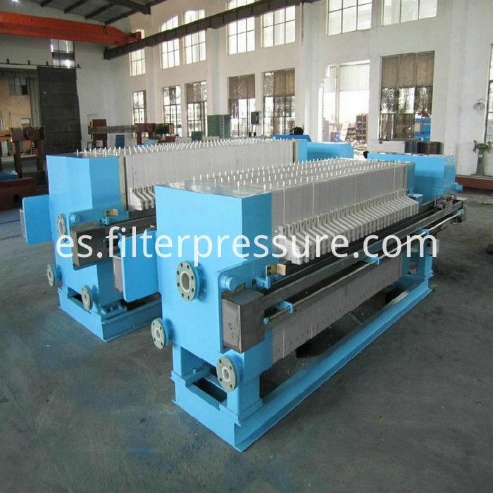 Pharmacy Stainless Steel Filter Press
