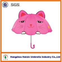 Artigos relativos à promoção do guarda-chuva da abóbada das crianças da criança dos desenhos animados