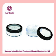 Cosmetic Packaging loose powder case with sifter