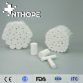 Low price of good health use dental cotton