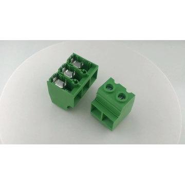 15,0 mm Raster 600 V 125 A 2 Positionen Schraubklemme