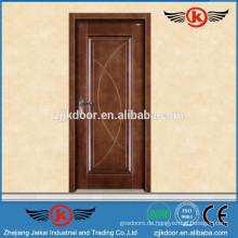 JK-SD9019 Außentür dekorative Platte / neue Design Holztür für Schlafzimmer