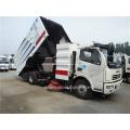 Dongfeng camions légers montés rue balayeuse