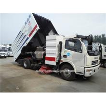 Camiones de servicio ligero Dongfeng Barredora de calles montada