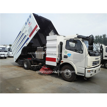 Dongfeng light duty trucks Mounted Street Sweeper