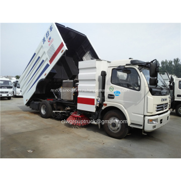 Легкогрузовые автомобили Dongfeng Mounting Street Sweeper