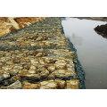 Galvanizado River Bank Protect Gabion Cesta / Gabion Caja