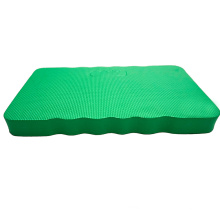 OEM product customized color soft small gym mat foam garden kneeling pad