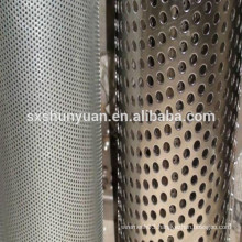Strong structure best price perforated metal sheet / wire mesh