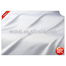 prix usine blanchi 100% coton plaine hôtel blanc tissu