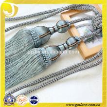 Neue China Produkte zum Verkauf Handgefertigte Polyester Tieback Quaste