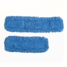 New Design Microfibre Flat Mop Head Accept Custom