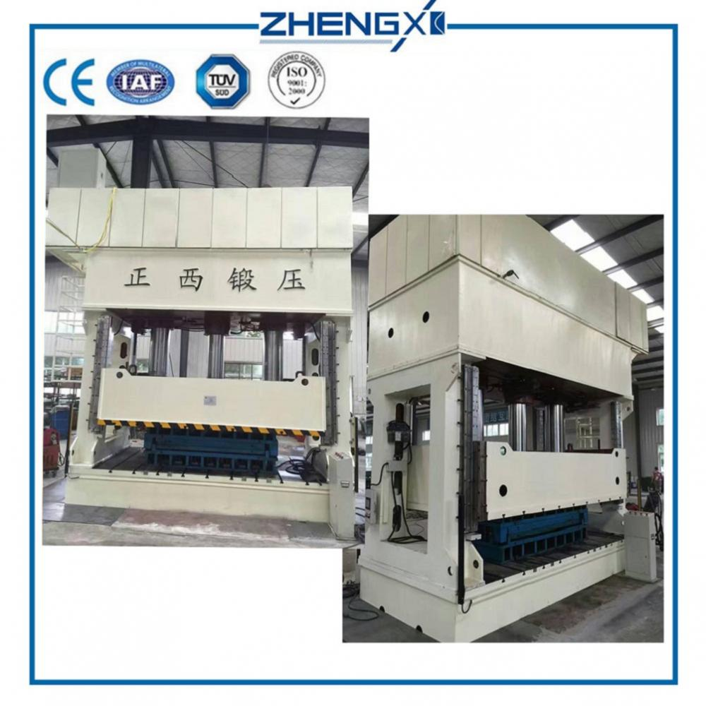 Hydraulic Press Machine for Metal Deep Drawing 1000T