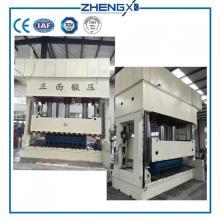 Máquina de prensa hidráulica para metal de embutición profunda 1000T