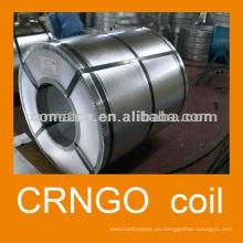 Acero laminado en frío sin grano orientado silicio para uso en industria