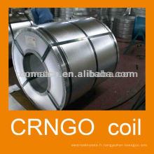 Froide Non grains orientés silicium acier laminé pour l'utilisation de l'industrie