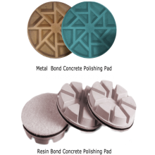 Batu / Beton Berhias Polishing Pad